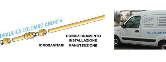 Colombo Andrea, Idraulico Monza