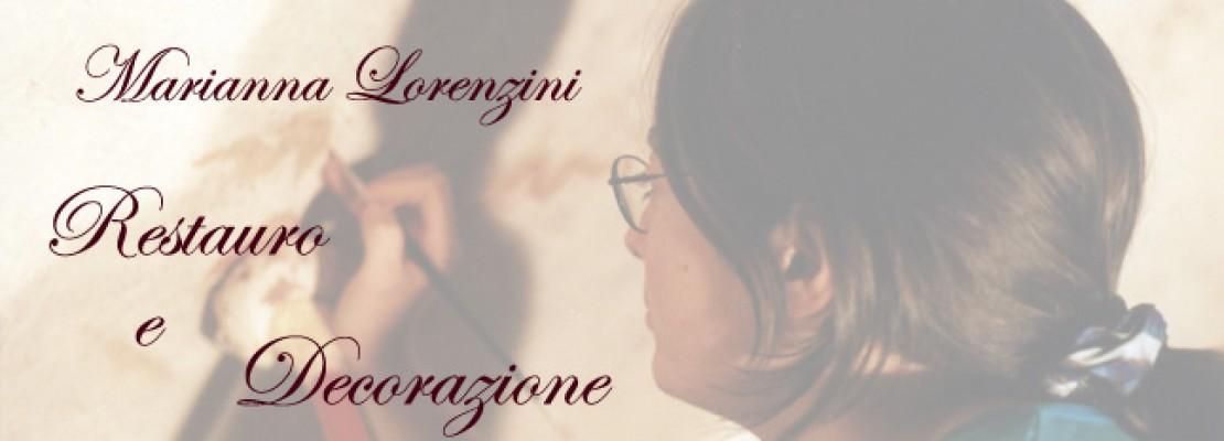 Marianna Lorenzini Restauro e Decorazione