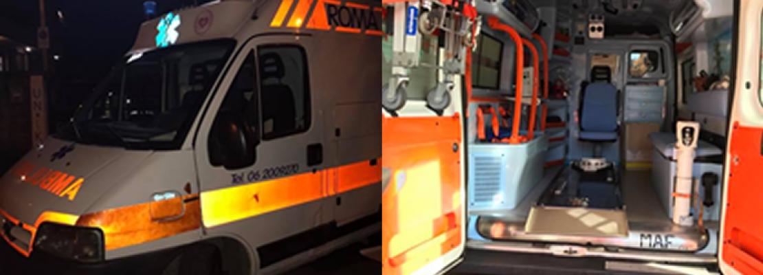 Ambulanze Private Monza